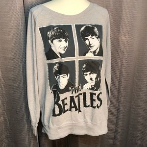 The Beatles Long Sleeve Shirt size 3X